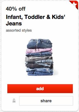screen shot 2014 11 23 at 8 58 07 am Target: 40% Off Clothing Cartwheel Offers