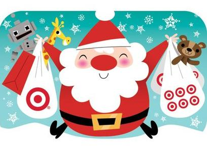 target santa Target: *HOT* FREE $10 Gift Card with $50 Grocery Purchase