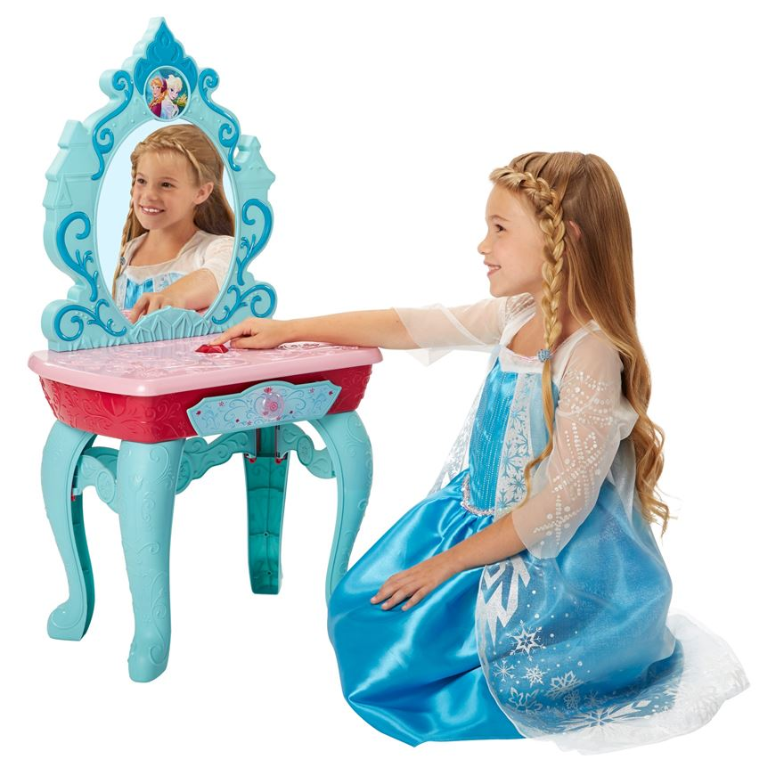 van Disney Frozen Vanity ONLY $35 (Reg. $60!)