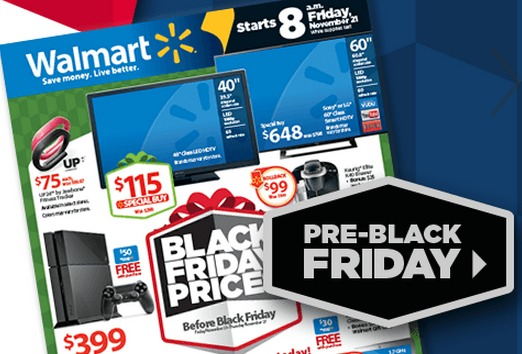 Walmart Black Friday Price Matching Prices LIVE NOW!!