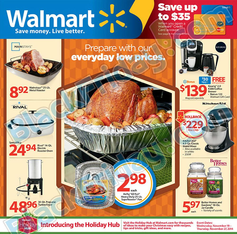 wmthanks1 Walmart Thanksgiving Ad 2014