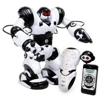 WowWee Robosapien X Robot Kit ONLY $54.99 (Reg. $99.99) + FREE shipping!