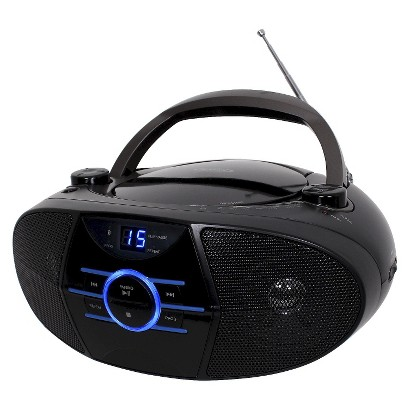 15118122 Target:  Jensen Bluetooth CD Boombox Only $21 (Today Only)