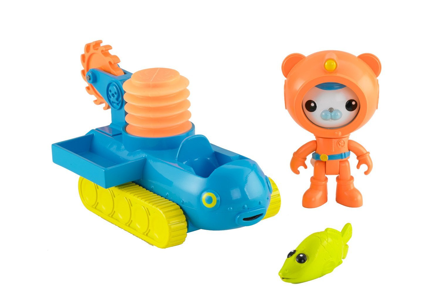 619k6 pxJbL. SL1438  Amazon: Fisher Price Barnacles Deep Sea Octo Buggy Only $5.79 (Reg. $12.99)