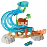 Amazon: Hot Wheels Race Rally Water Park Playset Only $12.67 (Reg .$22.99)