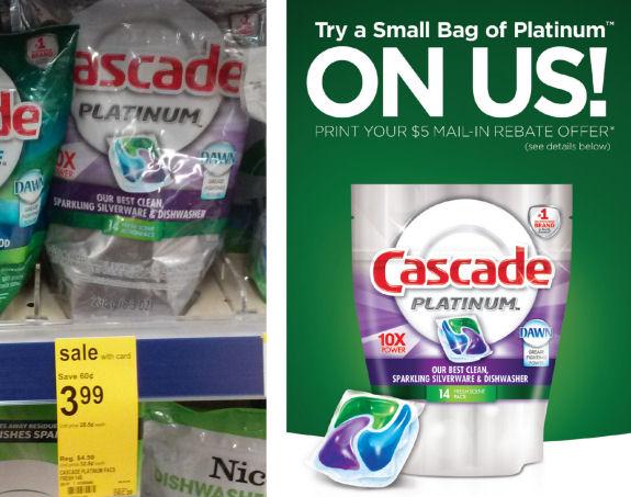 Cascade panorama8 Walgreens: Better Than FREE Cascade Platinum Pacs