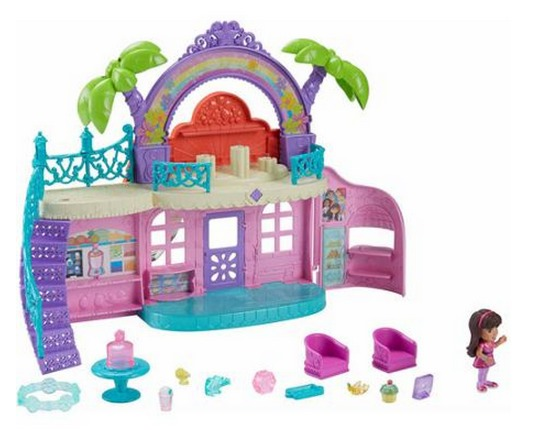Fisher Price Dora and Friends Cafe ONLY $15 (Reg. $39.99)!