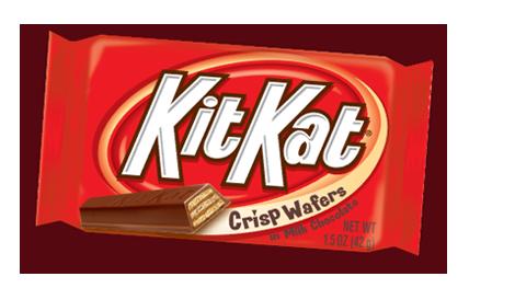 KIT FREE Milk Chocolate Kit Kat Bar!