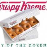 Krispy Kreme: FREE 1 Dozen Original Glazed Doughnuts when you buy 1 Dozen!