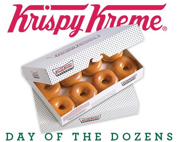 Krispy Kreme: FREE 1 Dozen Original Glazed Doughnuts when you buy 1 Dozen!