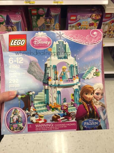 LEGO *HOT* LEGO Disney Frozen Elsa's Sparkling Ice Castle IN STOCK NOW?!