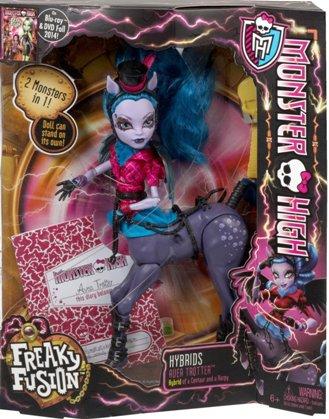 Monster High Freaky Fusion Avea Trotter Doll
