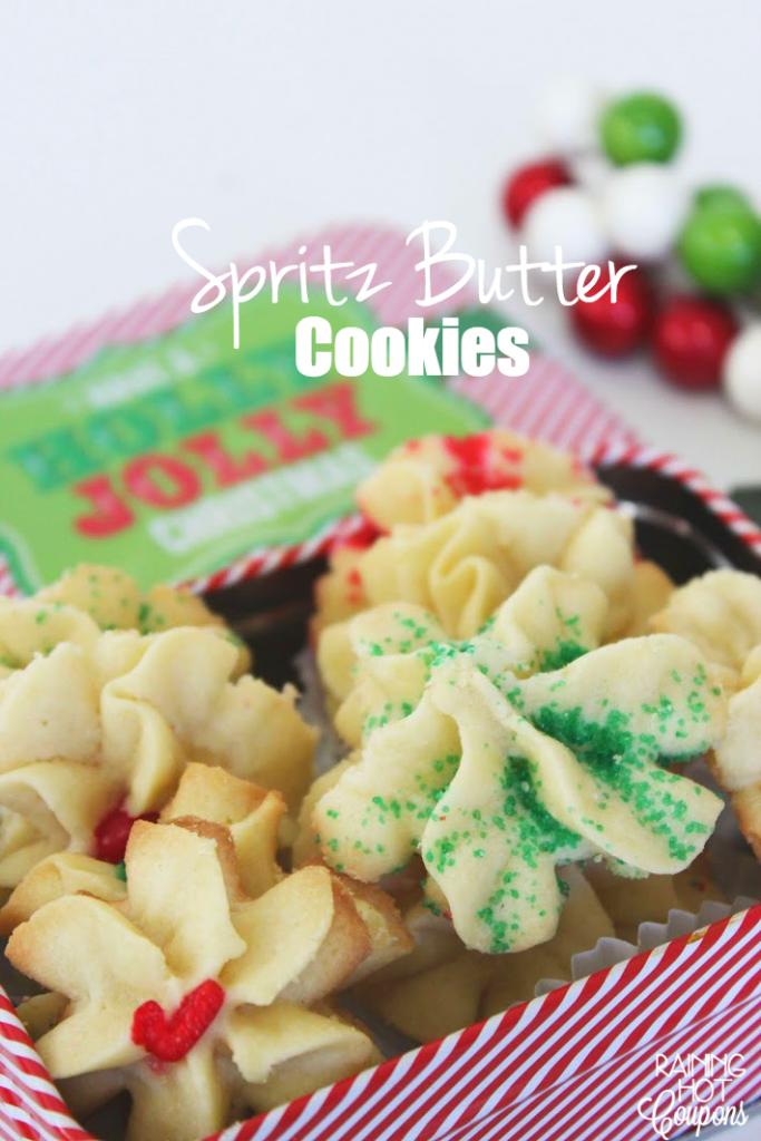 SPRITZ BUTTER COOKIES 683x1024 Spritz Butter Cookies