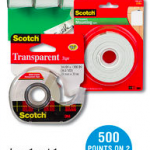Walgreens: Scotch Tape Only $0.57 a Roll