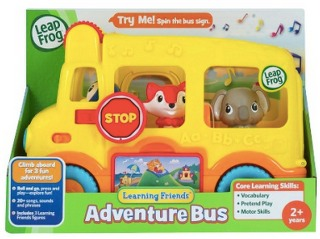 Target: LeapFrog Adventure Bus ONLY $6.99 (TODAY ONLY!)