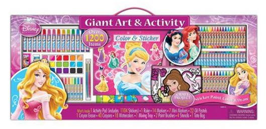 Artistic Studios Disney Princess Art and Activity Collection Set ONLY $15 (Reg. $29.97!)