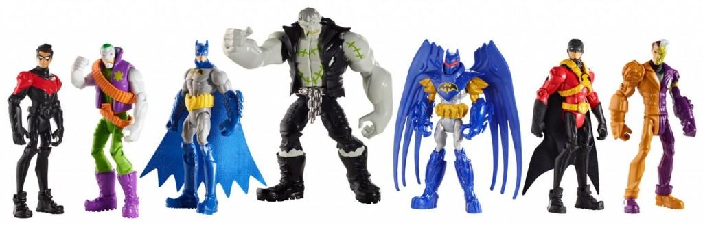 bat 1024x329 *HOT* Amazon: DC Comics Batman 4 Figure (7 Pack) ONLY $18.37 (Reg. $49.99)!