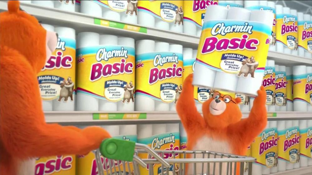 FREE Charmin Basic Toilet Paper!?