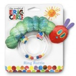 The World of Eric Carle: The Very Hungry Caterpillar Ring Rattle Only $5.94 (Reg. $11.99)!