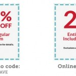 *HOT* Michael's 20% Off ENTIRE Purchase Coupons (Includes SALE Items) + 50% Off ALL Trees!