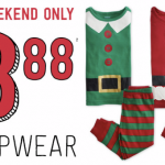 Crazy 8: Sleepwear Only $8.88 (Reg. $19.88) AND Buy 1 Select Item, Get 1 for $0.08!