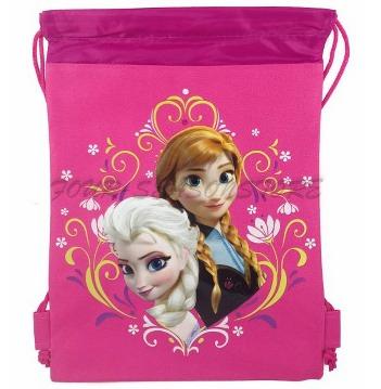 Disney Frozen Queen Elsa Drawstring String Backpack Tote Bag Only $5.75 (Reg. $24.99)!