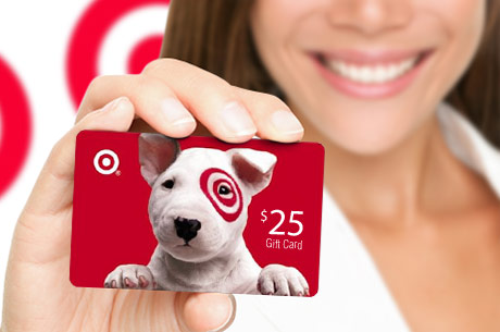 Target: FREE $25 Gift Card Instantly (700 Winners!)