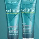FREE John Frieda Luxurious Volume Shampoo & Conditioner