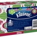 FREE Kleenex Holiday Facial Tissue at Target