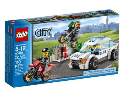 LEGO City Police High Speed Police Chase ONLY $13.14 + FREE shipping