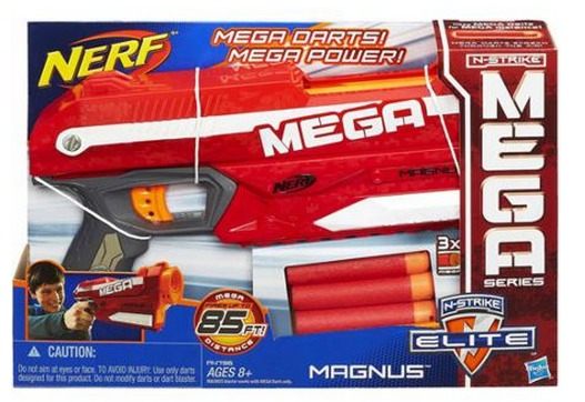 *HOT* Nerf N Strike Elite Mega Magnus Blaster ONLY $5 Shipped (Reg. $14.96)!