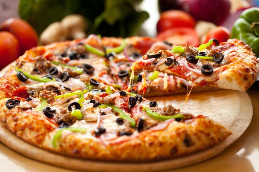 papa Papa Johns: 50% Off Large Pizza!