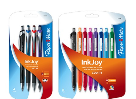 Smiley360: FREE InkJoy Pens AND $5 Walmart Gift Card!