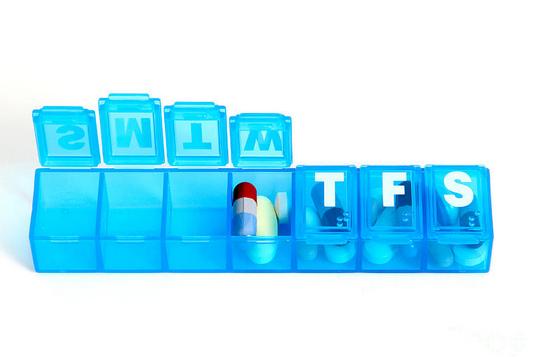 pill FREE 7 Day Pill Organizer + FREE shipping!
