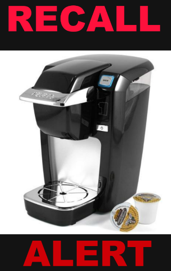 keurig recalls over 7 million brewing systems