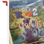 Target: Rio 2 Bluray + DVD + Digital Combo Pack Only $3.99