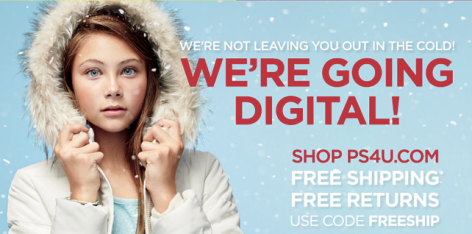 screen shot 2014 12 05 at 10 28 32 pm P.S. from Aeropostale: Extra 50% Off Clearance (Items as low as $3)
