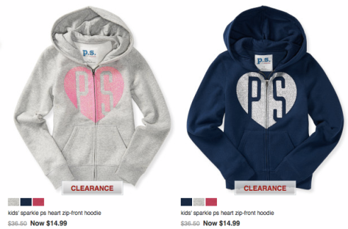 screen shot 2014 12 05 at 10 33 31 pm P.S. from Aeropostale: Extra 50% Off Clearance (Items as low as $3)