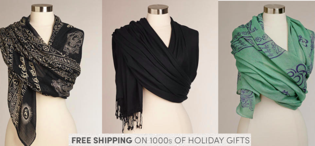 screen shot 2014 12 06 at 8 41 45 pm Scarves Only $3.74 Shipped at World Market (Thru 12/8)