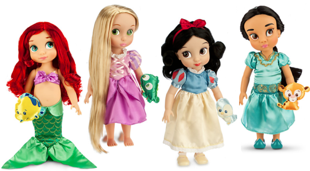 screen shot 2014 12 11 at 11 50 17 am Disney Store: Select Disney Animator's Collection Dolls Only $15 Shipped (Today Only)