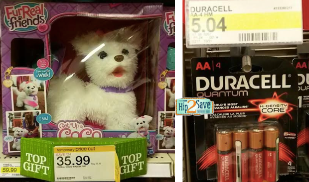screen shot 2014 12 14 at 11 35 36 am Target: FurReal Friends Get Up & GoGo My Walkin' Pup Pet Biscuit & Batteries Only $26.04