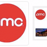 My Coke Rewards: AMC Movie Ticket and Drink Only 245 Points