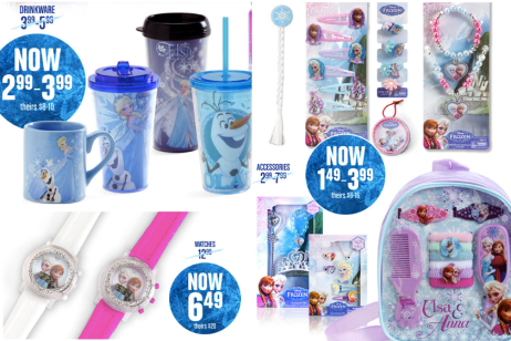 screen shot 2014 12 19 at 9 26 05 am Gordmans: 50% off Frozen Merchandise ~ Items As Low As $1.49 (Today Only)
