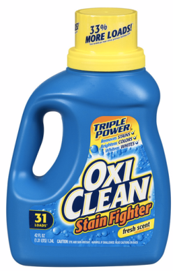screen shot 2014 12 20 at 12 28 45 pm Walmart: OxiClean 42 fl oz Fresh Laundry Detergent Only $0.98