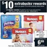 CVS: Huggies Diapers Only $3.37 (thru 12/27) + More Diaper Coupons