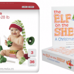 Target Holiday Clearance Finds: 50% Off Santa Diapers, Holiday Baby Wipes, Elf on the Shelf & More