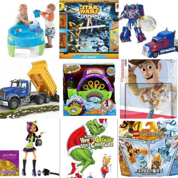 toy4 Amazon: List of TOY Price Drops! (Monster High, Transformers, Star Wars, LEGO)