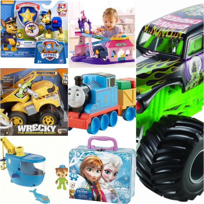 List Of New Amazon Toy Price Drops Matchbox Paw Patrol Disney