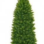 7.5′ Manchester Spruce Artificial Christmas Tree Only $29.97 Shipped (Reg. $98)!