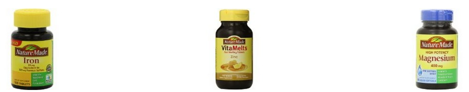 *HOT* Amazon: Nature Made Products and Vitamins ONLY $1.89 Shipped!